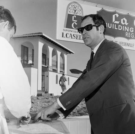 Vincenzo La Cava in 1969